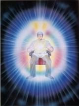 twin hearts meditator