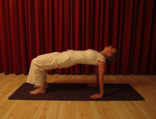 Vijf Tibetanen Yoga Workshop 21 januari A'dam Oost
