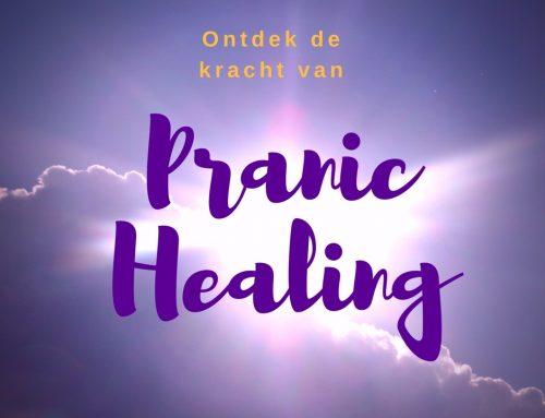 Pranic Healing: Jouw energie in eigen hand : )