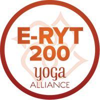 certificaat E-RYT 200